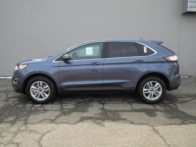 Ford Edge Sel In Tallmadge Oh Park Ford Tallmadge