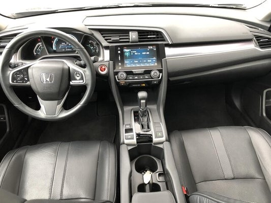 2016 Honda Civic Ex L In Tallmadge Oh Park Ford